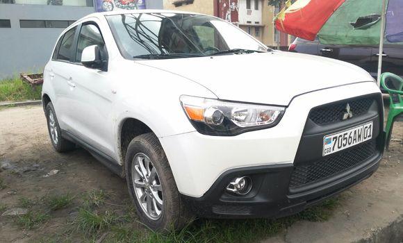 Voiture à vendre Mitsubishi RVR Blanc - Kinshasa - Limete