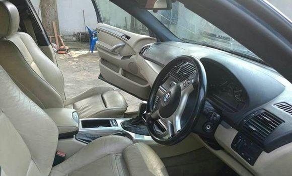 Voiture à vendre BMW X5 Bleu - Kinshasa - Bandalungwa