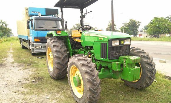 Utilitaire à vendre John Deere 5503 Vert - Kinshasa - Limete