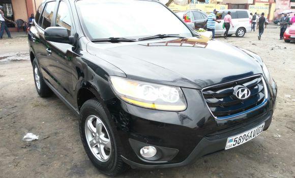 Voiture à vendre Hyundai Santa Fe Noir - Kinshasa - Kasa Vubu