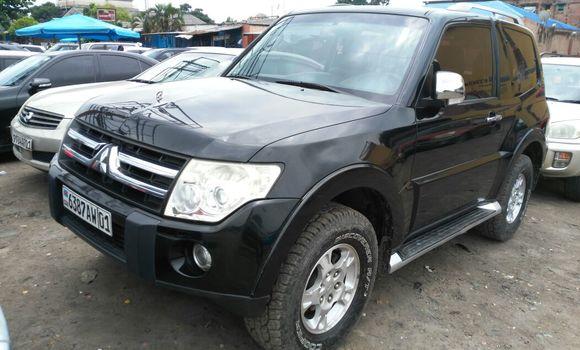 Voiture à vendre Mitsubishi Pajero Noir - Kinshasa - Kasa Vubu