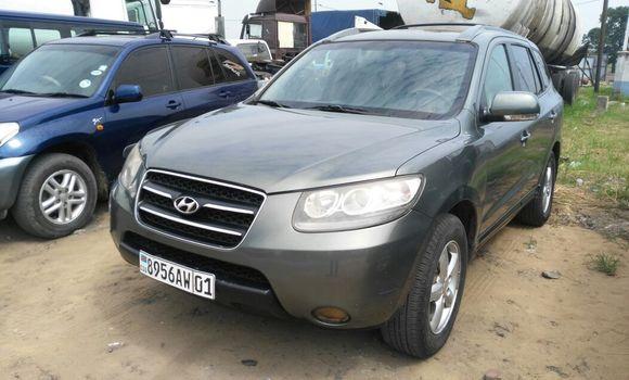 Voiture à vendre Hyundai Santa Fe Vert - Kinshasa - Kalamu