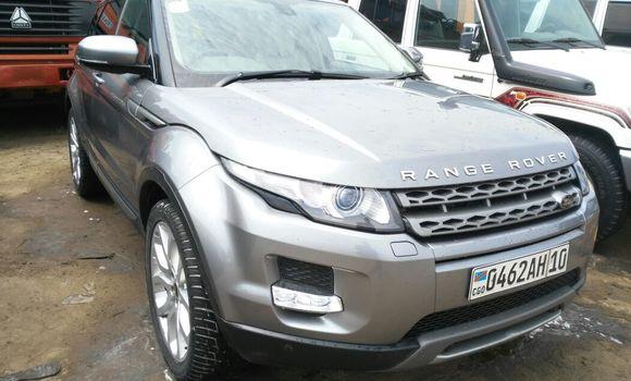 Voiture à vendre Land Rover Range Rover Evoque Gris - Kinshasa - Kalamu