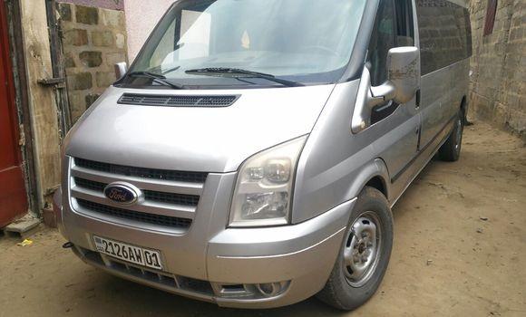 Voiture à vendre Ford Transit Gris - Kinshasa - Lemba