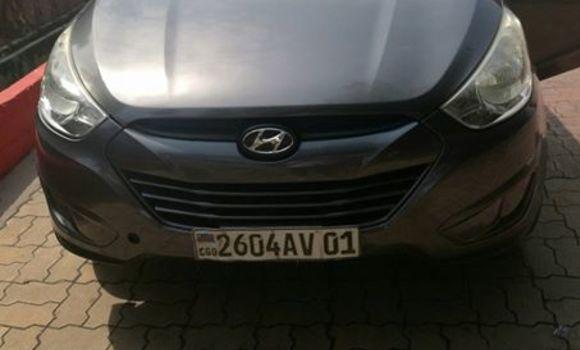 Voiture à vendre Hyundai Tucson Noir - Kinshasa - Bandalungwa