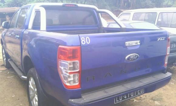 Voiture à vendre Ford Ranger Bleu - Kinshasa - Bandalungwa