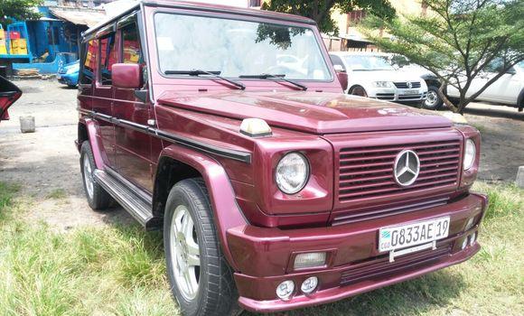 Voiture à vendre Mercedes Benz GL-Class Rouge - Kinshasa - Kasa Vubu