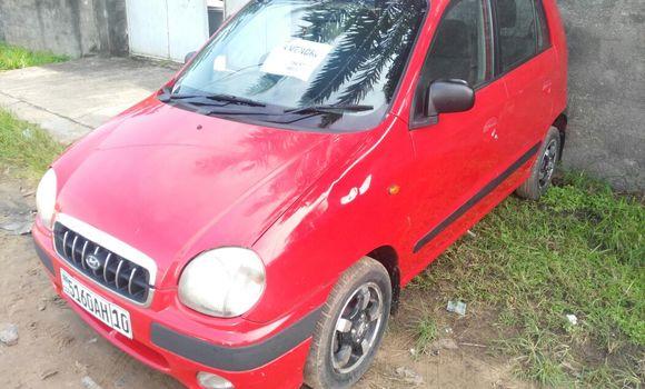 Voiture à vendre Hyundai Amica Rouge - Kinshasa - Kintambo