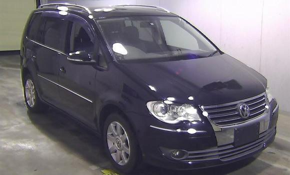 Voiture à vendre Volkswagen Touran Noir - Kinshasa - Kinshasa