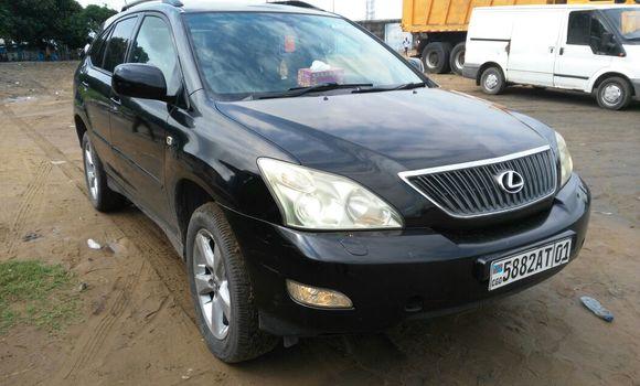 Voiture à vendre Lexus RX 350 Noir - Kinshasa - Kasa Vubu