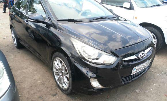 Voiture à vendre Hyundai Accent Noir - Kinshasa - Kalamu