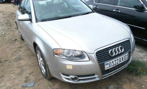 Voiture à vendre Audi A4 Gris - Kinshasa - Kalamu
