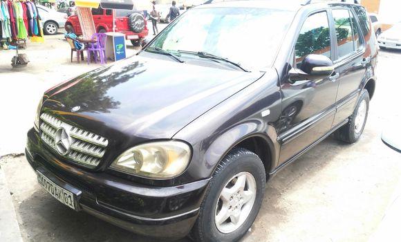 Voiture à vendre Mercedes Benz ML-Class Marron - Kinshasa - Bandalungwa