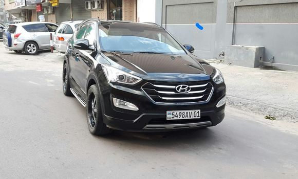 Voiture à vendre Hyundai Santa Fe Noir - Kinshasa - Kinshasa