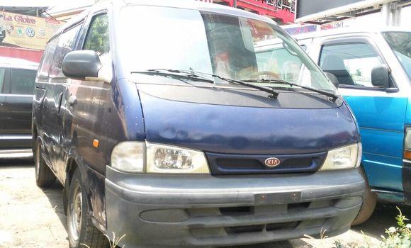 Voiture à vendre Kia Pregio Bleu - Kinshasa - Bandalungwa