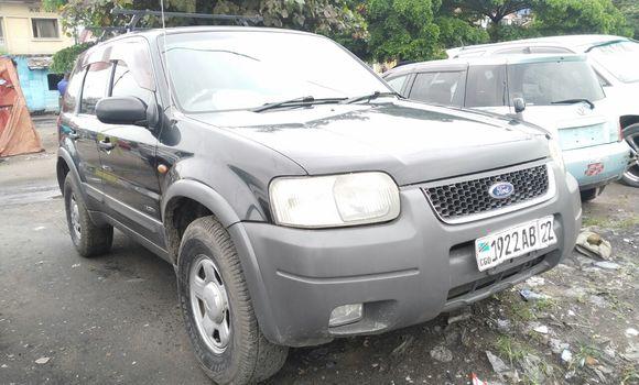 Voiture à vendre Ford Escape Noir - Kinshasa - Lemba