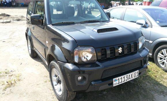 Voiture à vendre Suzuki Jimny Noir - Kinshasa - Kasa Vubu