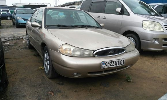 Voiture à vendre Ford Contour Beige - Kinshasa - Kalamu