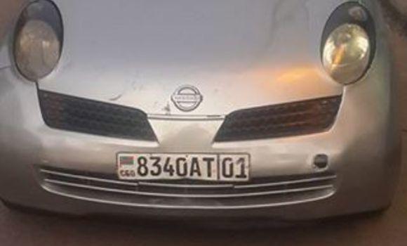 Voiture à vendre Nissan March Gris - Kinshasa - Bandalungwa