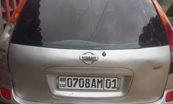 Voiture à vendre Nissan Wingroad Gris - Kinshasa - Bandalungwa