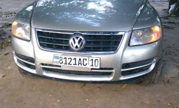 Voiture à vendre Volkswagen Touareg Gris - Kinshasa - Bandalungwa