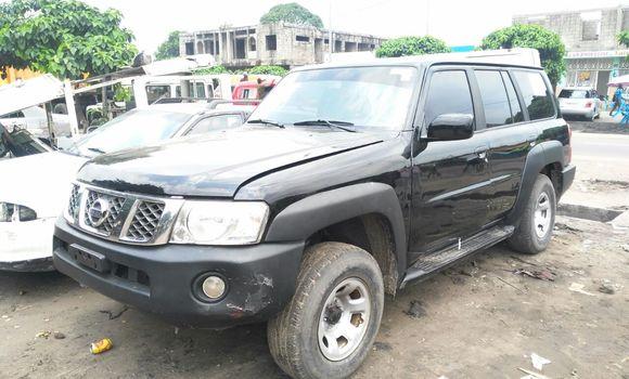 Voiture à vendre Nissan Patrol Noir - Kinshasa - Ndjili