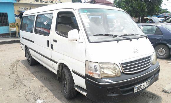 Voiture à vendre King Long XMQ6520E3 Blanc - Kinshasa - Ndjili