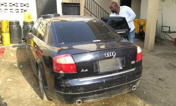 Voiture à vendre Audi A4 Noir - Kinshasa - Bandalungwa