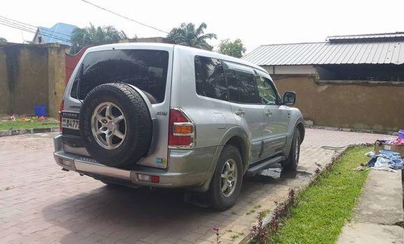 Voiture à vendre Mitsubishi Pajero Gris - Kinshasa - Bandalungwa
