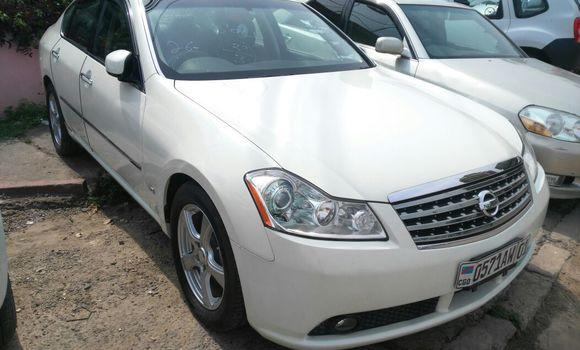 Voiture à vendre Nissan Fuga Blanc - Kinshasa - Gombe