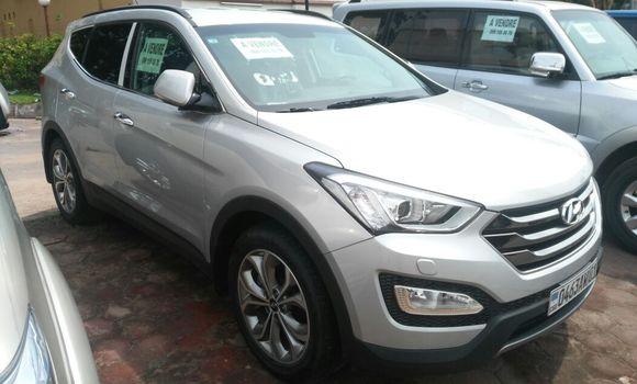 Voiture à vendre Hyundai Santa Fe Gris - Kinshasa - Gombe