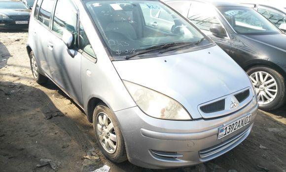 Voiture à vendre Mitsubishi Colt Bleu - Kinshasa - Kasa Vubu