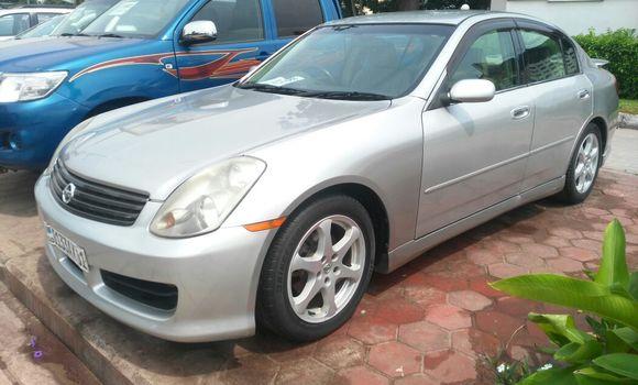 Voiture à vendre Nissan Skyline Gris - Kinshasa - Gombe