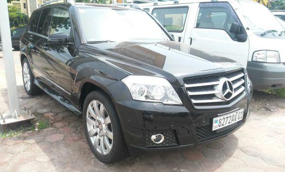 Voiture à vendre Mercedes Benz GLK-Class Noir - Kinshasa - Gombe