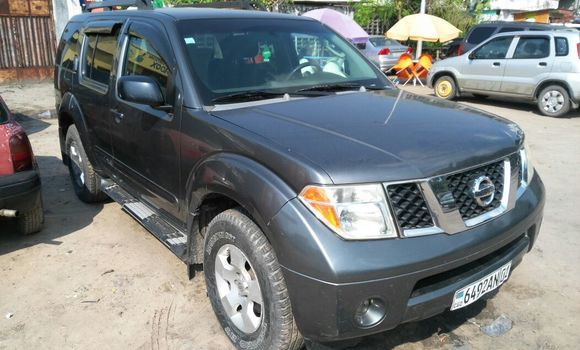 Voiture à vendre Nissan Pathfinder Vert - Kinshasa - Gombe