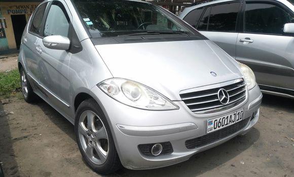 Voiture à vendre Mercedes Benz A-Class Gris - Kinshasa - Lemba