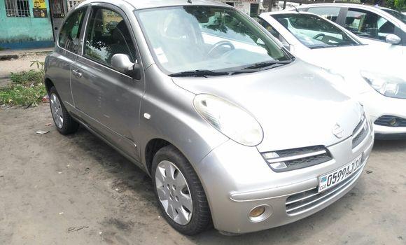 Voiture à vendre Nissan Micra Gris - Kinshasa - Lemba