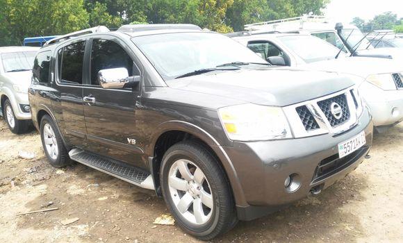 Voiture à vendre Nissan Armada Gris - Kinshasa - Kalamu
