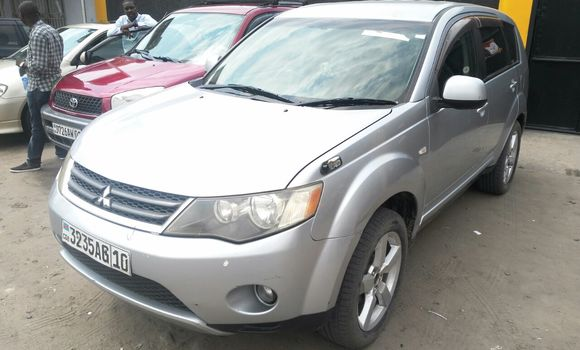 Voiture à vendre Mitsubishi Outlander Gris - Kinshasa - Bandalungwa