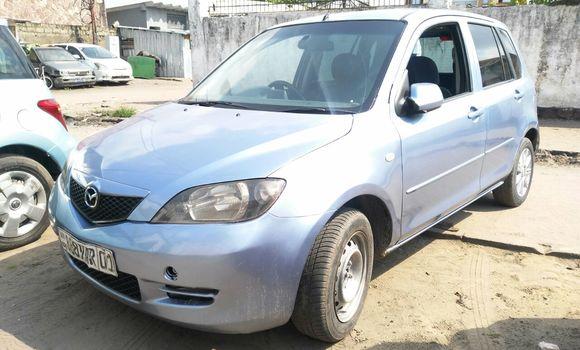 Voiture à vendre Mazda Demio Bleu - Kinshasa - Bandalungwa