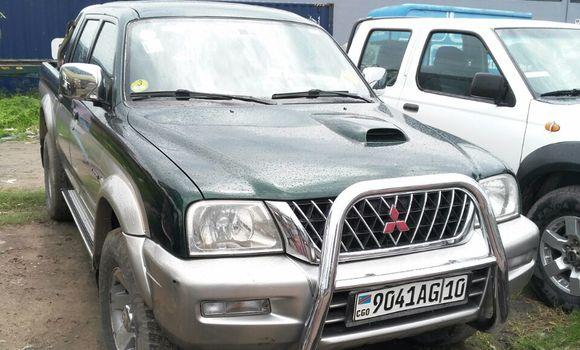 Voiture à vendre Mitsubishi L200 Vert - Kinshasa - Limete