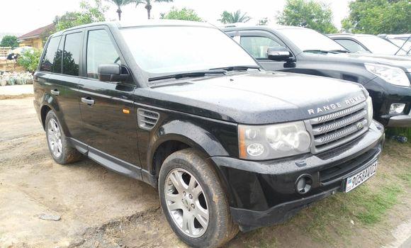 Voiture à vendre Land Rover Range Rover Sport Noir - Kinshasa - Limete