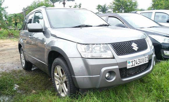 Voiture à vendre Suzuki Grand Vitara Gris - Kinshasa - Limete