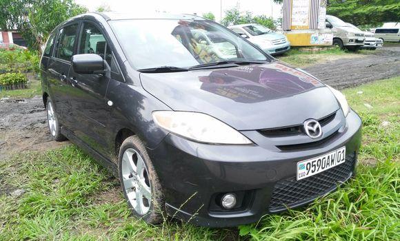 Voiture à vendre Mazda 5 Gris - Kinshasa - Limete