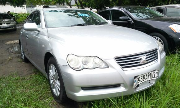 Voiture à vendre Toyota Mark X Gris - Kinshasa - Limete