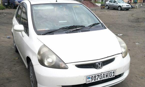Voiture à vendre Honda Fit Blanc - Kinshasa - Limete