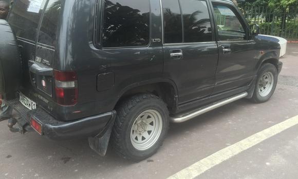 Voiture à vendre Opel Monterey Noir - Kinshasa - Nsele