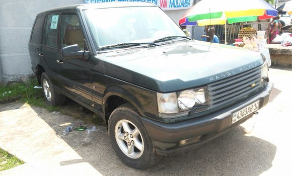 Voiture à vendre Land Rover Range Rover Vert - Kinshasa - Lemba