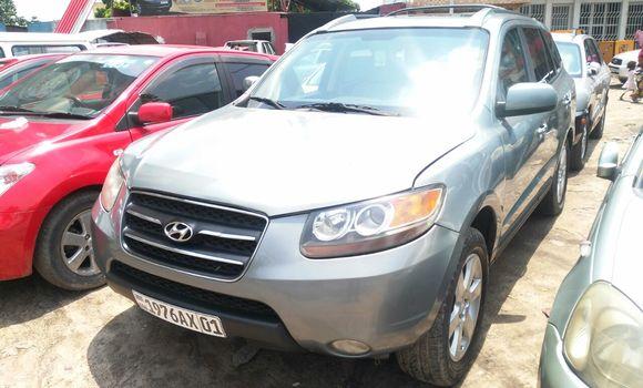 Voiture à vendre Hyundai Santa Fe Gris - Kinshasa - Bandalungwa