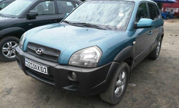 Voiture à vendre Hyundai Tucson Autre - Kinshasa - Kalamu